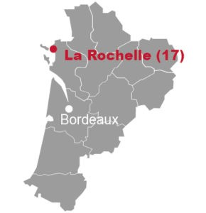 Implantation La Rochelle
